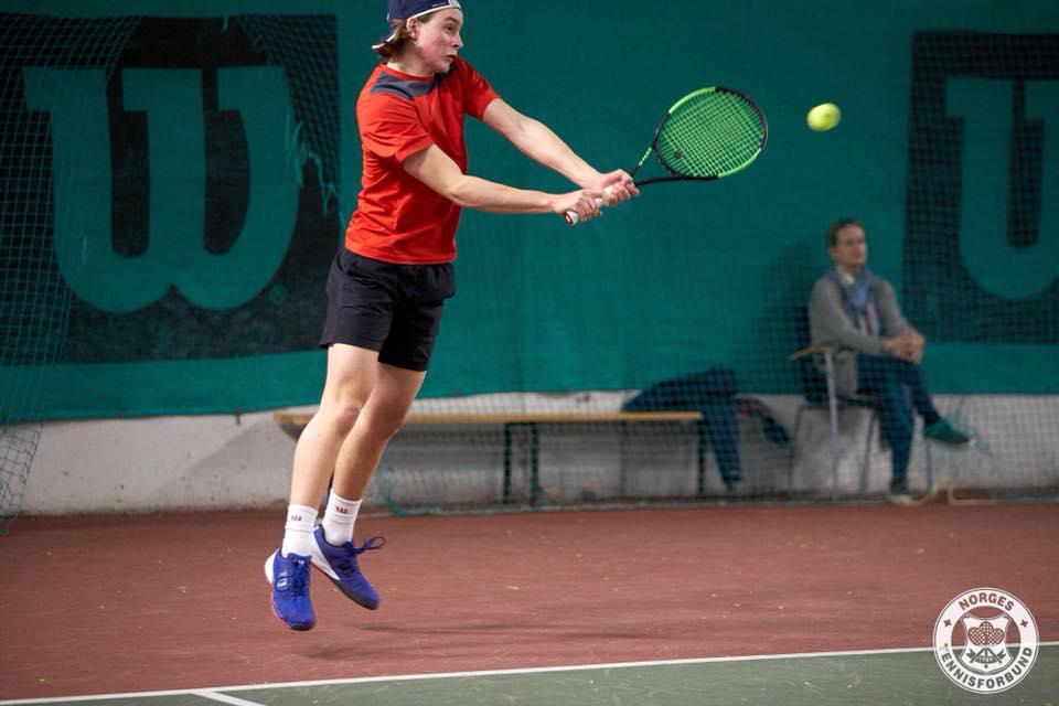 Christoffer Børresen TMT Norges Tennisforbund