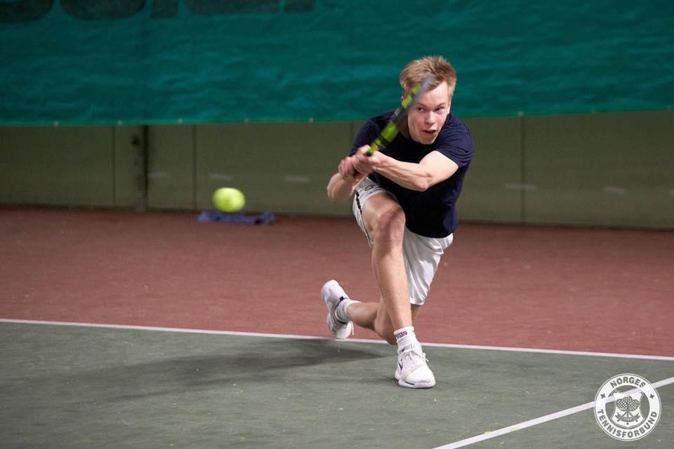 Lars Peder Minsaas Norges Tennisforbund og TMT