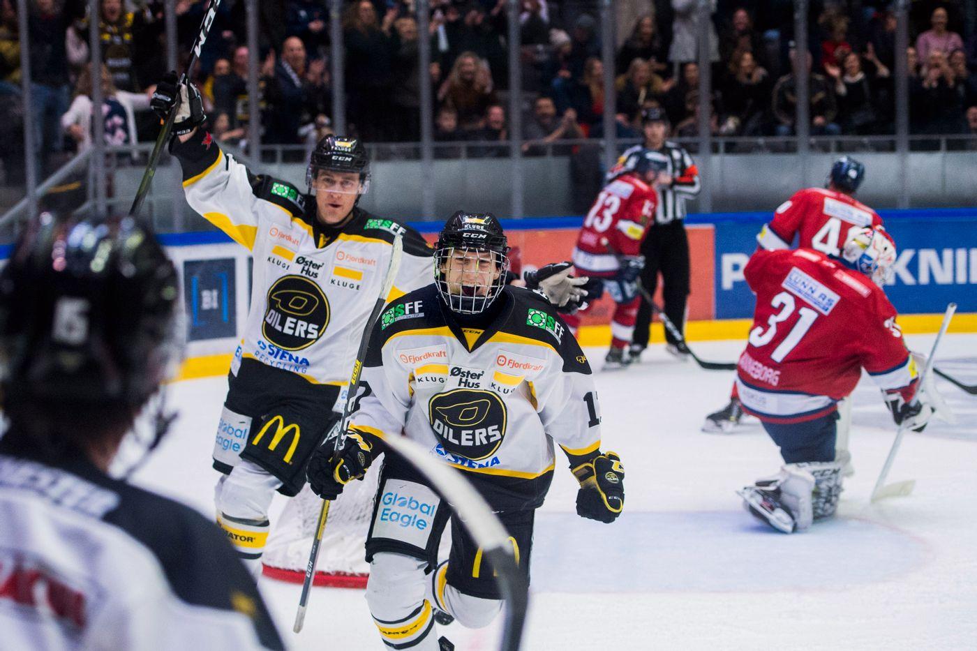 Ishockey, junior TMT