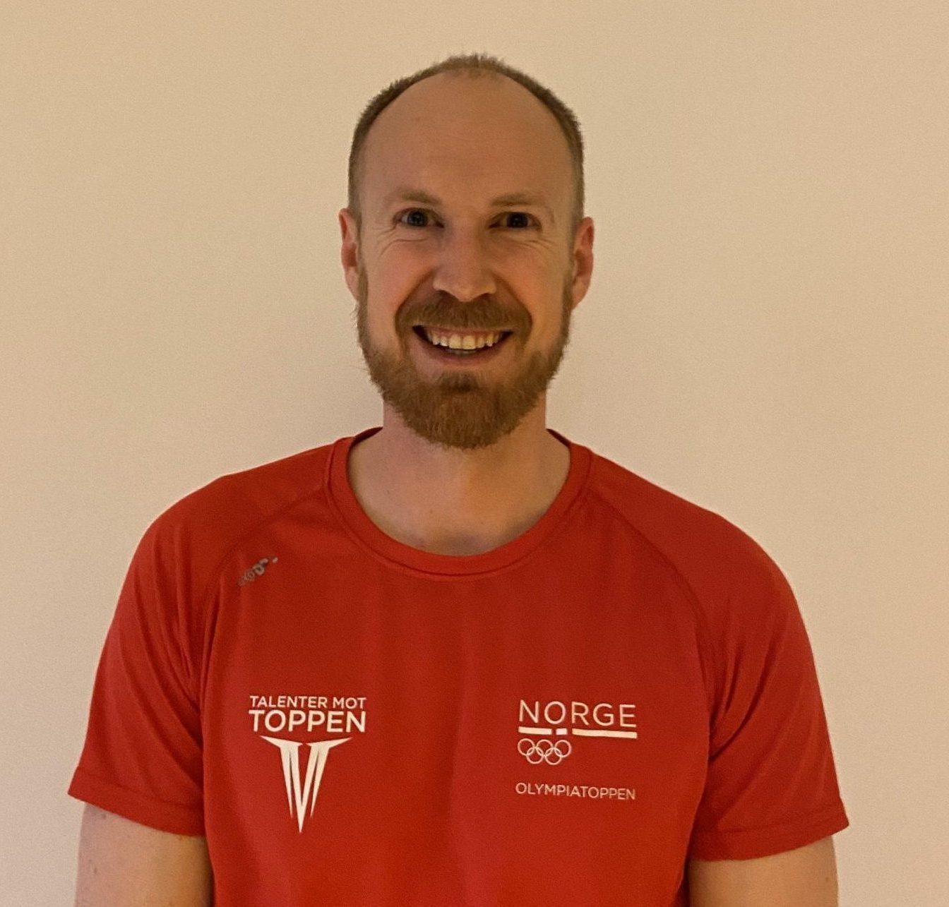 Joakim Seljevoll TMT trener teknikk/motorikk